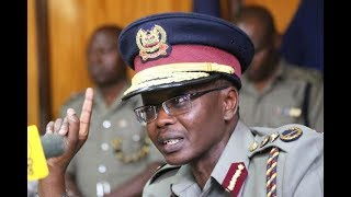 Inspector General of police visits volatile area of Turkwel