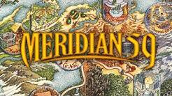 MERIDIAN 59 - Eine Reise in die Vergangenheit [Facecam] [HD+] | Let's Play Meridian 59