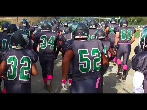 Eagle Rock High School Football Cinematic - DJI OSMO - DJI Phantom