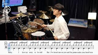 Adele - Rolling In The Deep Drum Cover