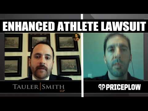 Meet The Lawyer SUING Enhanced Athlete | Robert Tauler