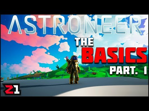 ASTRONEER 1 0 UPDATE: A Whole New Solar System!   Let's play