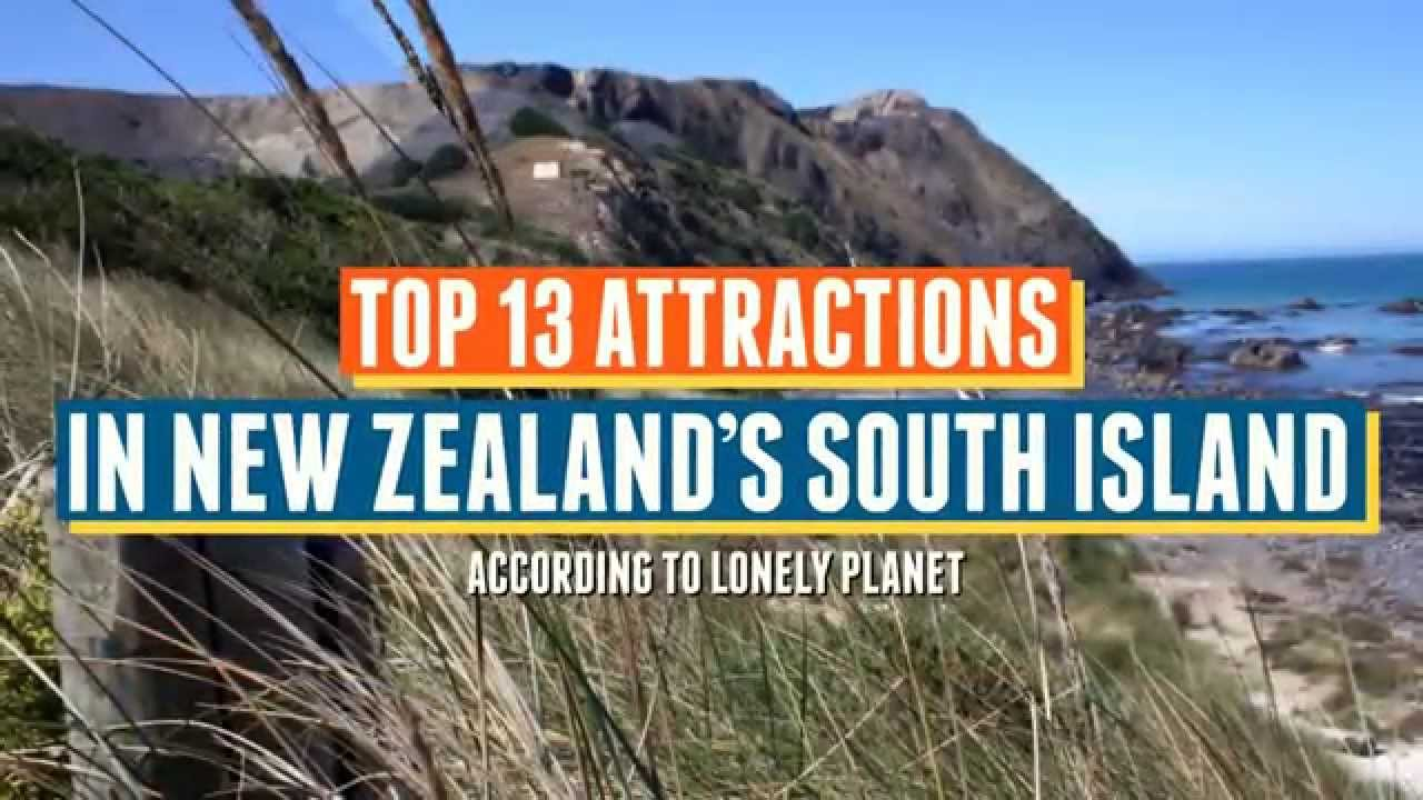 Best Experiences In New Zealands South Island YouTube - 10 geological hotspots to visit in new zealand