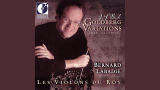 Goldberg Variations, BWV 988 (arr. B. Labadie) : Variation 14: a 2 Clav.