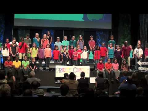 The Chapel Kids Choir/ God of This City Musical