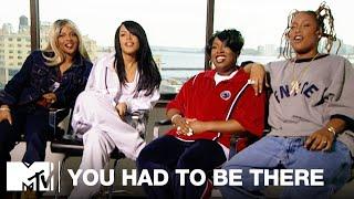 On Set w/ Aaliyah, Da Brat, Missy Elliott \u0026 Lil' Kim (1999) | You Had To Be There