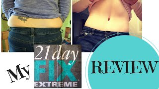 21 Day Fix Extreme Review: The Good, The Bad & The Ugly