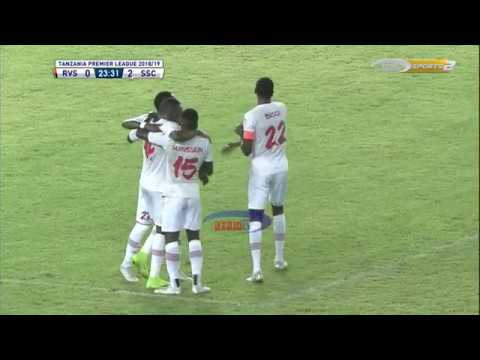 MAGOLI YOTE: RUVU SHOOTING 0-5 SIMBA SC (TPL - 28/10/2018)