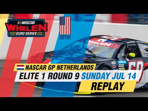VIDEO's NASCAR GP Netherlands 2019 round 9