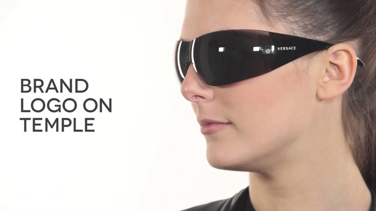 c5d01fa449 Versace VE2054 1OO1 87 Sunglasses Review