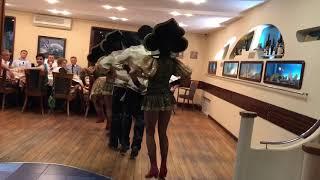 Юбилей 14.09.18, ведущая Виктория Васильева , световое шоу, шоу балет