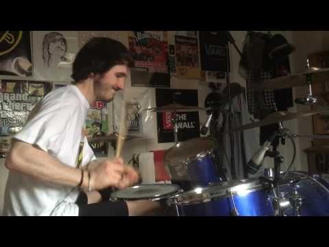 Minor Threat - Guilty of Being White (Drum Cover)