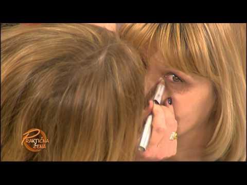 Praktična žena - Kako da izgledamo 10 godina mlađe pomoću šminke?