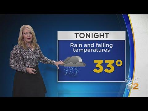 KDKA-TV Weekend Forecast (3/30)