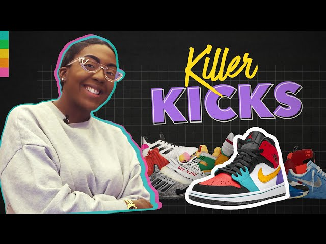 Killer Kicks: The Secret in Your Sneakers | BBC Stories