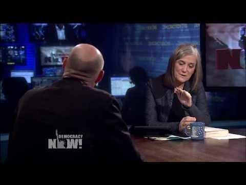 Amy Goodman & Author Michael Pollan Swap Bread-Making Tips, Stories