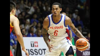 Clarkson-led Gilas falls short vs China in 2018 Asian Games