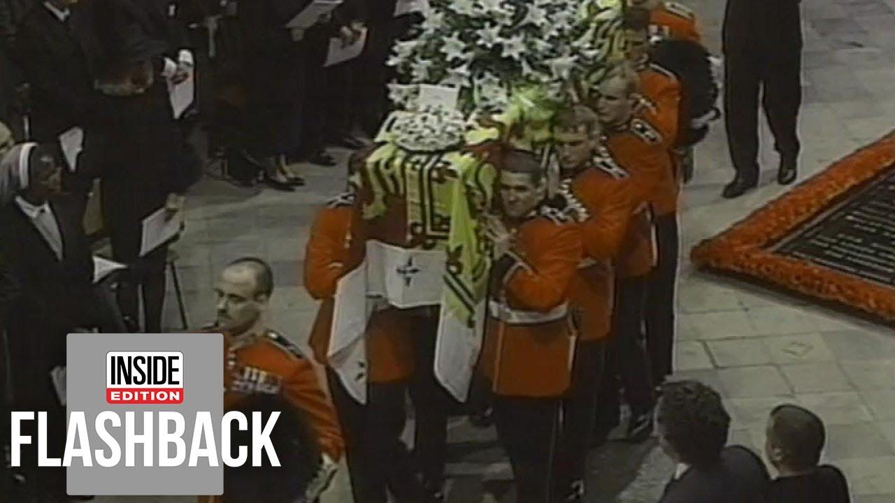 How the World Mourned Leaders Like Princess Diana