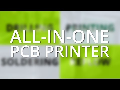 Voltera V-One: All-In-One PCB Printer