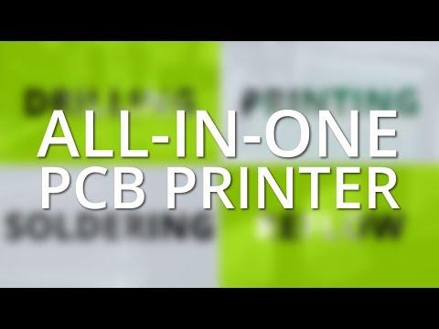 Voltera V-One: All-In-One PCB Printer