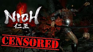 Violence Censored In Japanese Versions of Nioh