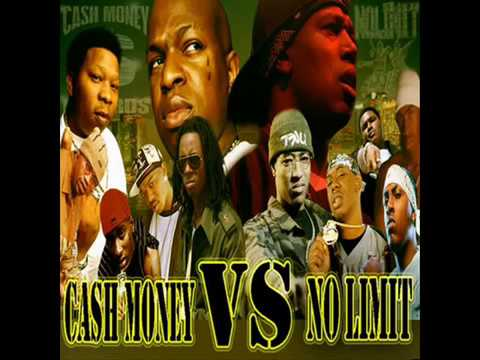 the truth behind the Cash Money Records vs No Limit Records beef