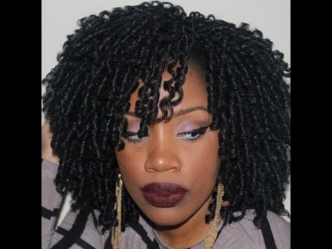 Soft Dread Crochet Hair Styles : DIY Crochet Braid Wig(Soft Dreadlock Hair) - YouTube