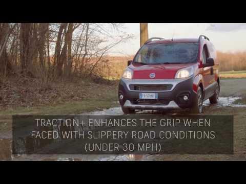Fiat Professional Fiorino Van Off Road Performance