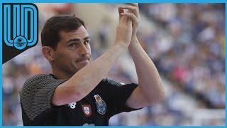 El máximo mandatario del Real Madrid reaccionó a la noticia del adiós de Casillas al futbol