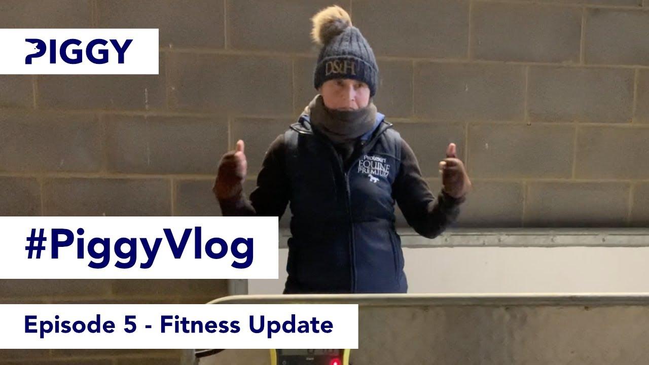 Fitness Update   Episode 5   #PiggyVlog 2021