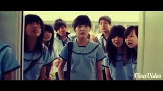 Asian Cute School life Love Story MV Mix:-Aaj kisi ne