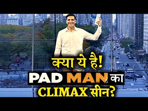 This New Poster of  PADMAN Reveals film's CLIMAX!