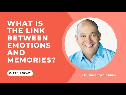 What is the link between emotions and memories?
