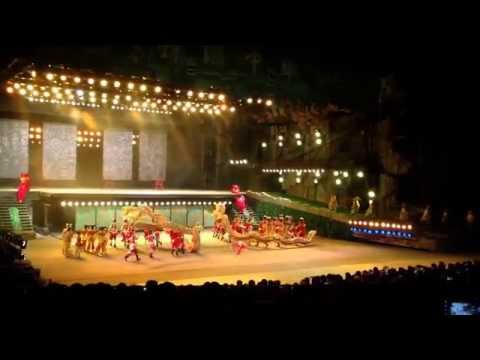 Chinese Cultural Show, Splendid China Folk Village, Shenzhen, China