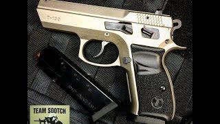 TriStar T 100 9mm Pistol Canik CZ Full Review