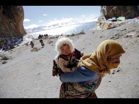 В Тибете одна ЖЕНА на всех считается нормой/Любопытные факты