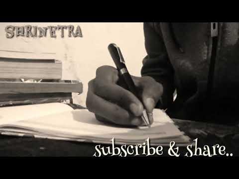 Puraana khat mila hai-hindi poem|shrinetra|by vashishth sir