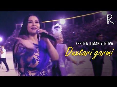 Feruza Jumaniyozova - Duxtari garmi   Феруза Жуманиёзова - Духтари гарми
