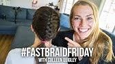 Hair Braid Tutorial #FastBraidFridaywith Colleen Quigley