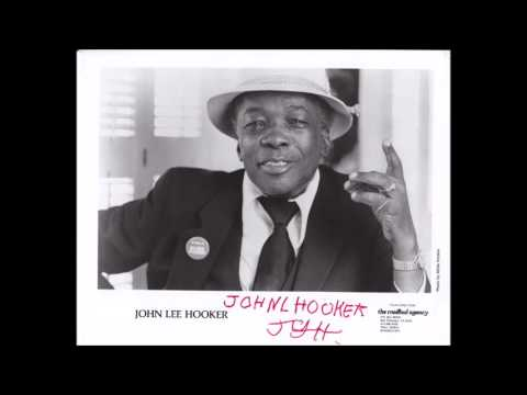 I cover the waterfront -  John Lee Hooker