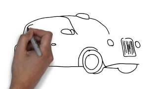 How To Draw Black Cab