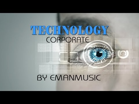 Hi-Tech Backgound Instrumental Music For Videos | ''Technology Corporate'' by EmanMusic