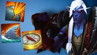 All The Buffs! (5v5 1v1 Duels) - Outlaw Rogue PvP WoW Legion 7.3.5