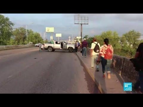 Mexique: arrestation d'un