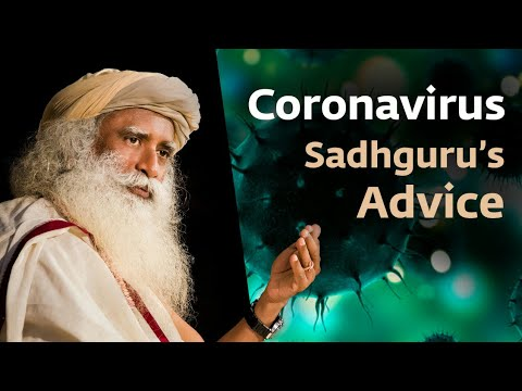 Sadhguru on Coronavirus