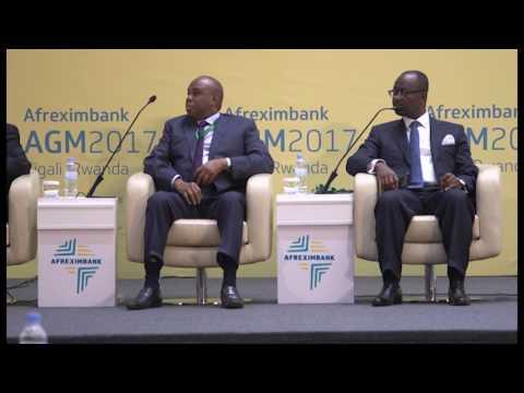 [VOXNEWS] BUSINESS: AFREXIMBANK VOWS TO TRANSFORM AFRICA THROUGH TRADE (28/06/17)