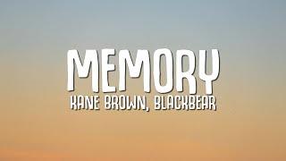 Kane Brown, blackbear - Memory (Lyrics)