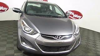 2016 Hyundai Elantra 4 Door Sedan 4dr Sdn Auto Se (ulsan Plant) Gaithersburg  Germantown  Clarksburg