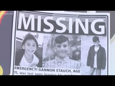 Gannon Stauch case: Missing boy's remains found in Florida; nine ...