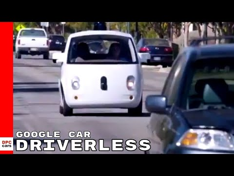 Google Driverless Self Driving Autonomous Car